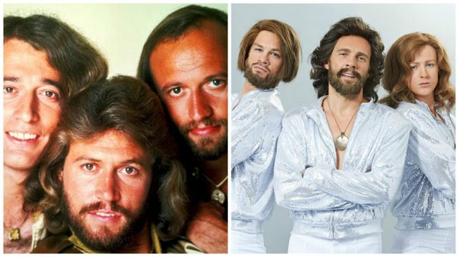 Roman Vojtek – Bee Gees