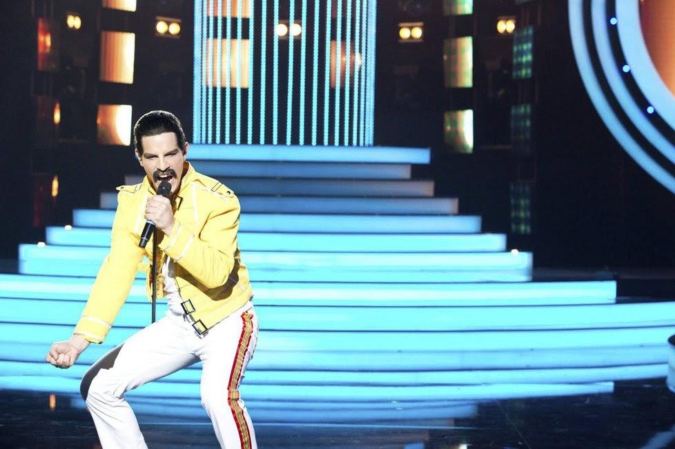 David Gránský – Freddie Mercury